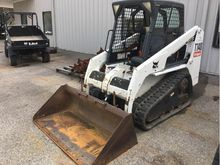 2008 Bobcat T140 Skid Steer