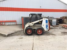 Bobcat 743 Skid Steer