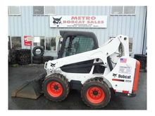 2013 Bobcat S570 W/ Power Bob-T