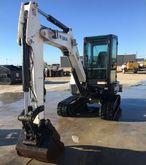 2016 Bobcat E42 Excavator