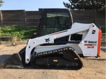 Used Bobcat Compact Track Loaders for sale in Canada   Machinio