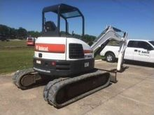 2015 Bobcat E50 T4 Excavator