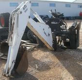 Bobcat 811 Backhoe Attachment