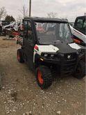 2015 Bobcat 3400 4 x 4 Gas Util