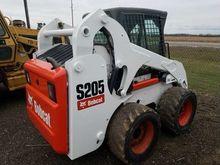 2006 Bobcat S205 Skid-Steer Loa