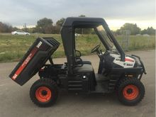 2014 Bobcat 3400G Utility Vehic