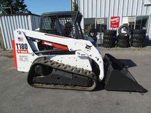 2013 Bobcat T180 W/ NEW ENGINE!