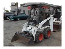 Used Bobcat 463 Skid