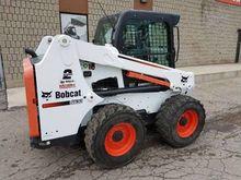 2015 Bobcat S630 Skid-Steer Loa
