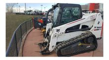 2014 Bobcat T630 (Roller Suspen
