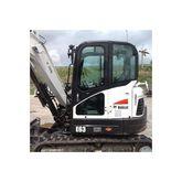 2015 Bobcat E63 T4 Excavator