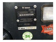 2015 Bobcat E42 T4 Excavator