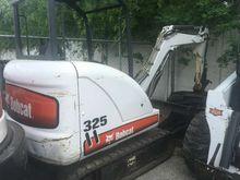 2007 Bobcat 325 Excavator