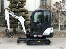 2013 Bobcat 324 Excavator