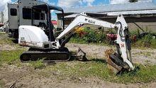 2001 Bobcat 331 Excavator