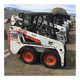 2007 Bobcat S100 Skid-Steer Loa