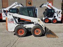 2008 Bobcat S150 Skid-Steer Loa