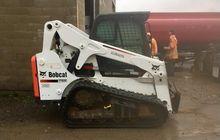 2012 Bobcat T650 Loader