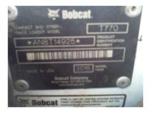 Used 2015 Bobcat T77