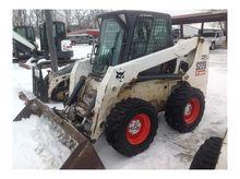 2008 Bobcat S220 Skid-Steer Loa