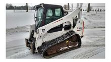2013 Bobcat T770 Skid-Steer Loa