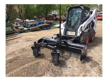 2016 Bobcat Box Blade With Lase
