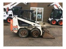 1995 Bobcat 553 Skid-Steer Load