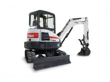 2015 Bobcat E35 T4 Long Arm Exc