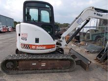 2005 Bobcat 435 Excavator
