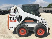 2003 Bobcat S185 Skid-Steer Loa