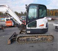 2012 Bobcat E60 Excavator