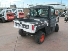 2013 Bobcat 3600 4 x 4 Utility