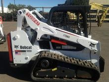 2014 Bobcat T590 Skid-Steer Loa