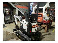 2015 Bobcat 418 Excavator