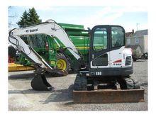 2010 Bobcat E80 Excavator