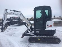 2013 Bobcat E35 (Long Arm Optio