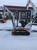 2000 Bobcat 322 Excavator