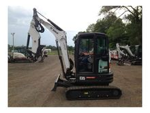 2014 Bobcat E35 (Extendable Arm