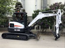 2015 Bobcat E50 T4 Long Arm Exc