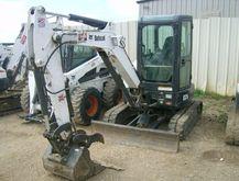 2015 Bobcat E35i T4 Excavator