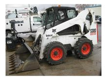 Bobcat S300 Skid-Steer Loader