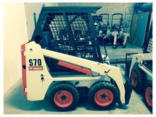 2015 Bobcat S70 Skid-Steer Load