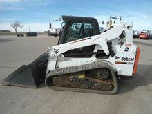 2012 Bobcat T650 Skid-Steer Loa