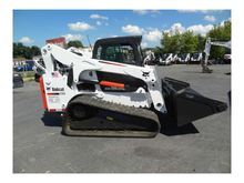 2012 Bobcat T750 W/ HEAT Loader