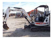 2004 Bobcat 430 Excavator