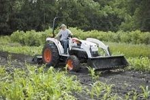 2010 Bobcat CT445 Tractor