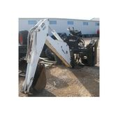 Used Bobcat 811 Back