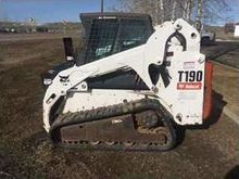 2007 Bobcat T-190 Skid-Steer Lo