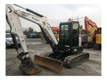 2012 Bobcat E80 Excavator