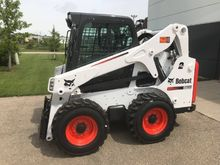 2016 Bobcat S650 Skid Steer